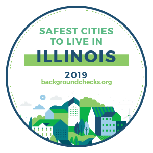 Backgroundchecks.org - Safest Cities in Illinois_2019